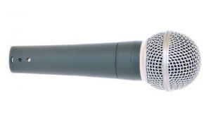 Brand new microphones - starting at only $30! Live or studio!