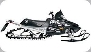 "Arctic Cat M1000 SnoPro Limited Edition 162"""