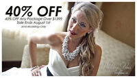 WEDDING VIDEOGRAPHY - 40% OFF Any Package Over $1399