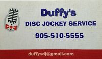 AFFORDABLE DISC JOCKEY SERVICE