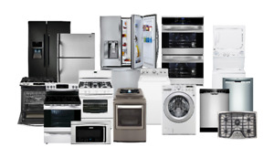 Appliance and Air Conditioning Parts for Sale