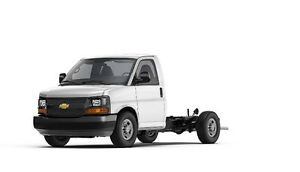 WANTED Chevy Van Cab & Chassis