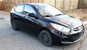 2012 Hyundai Accent Hatchback MUST GO - PRICE REDUCED