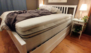 King size mattress. WAS $2,000. Selling for $400