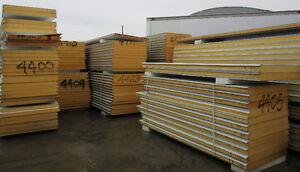 Panneaux d'uru00E9thane (isolant)