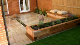 Garden Services Decking Indian Stone Etc