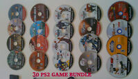 40 PLAYSTATION 2 GAMES BUNDLE FOR ONLY $25