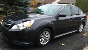 Subaru Legacy sedan 2011 2.5i PZEV AWD Negociable
