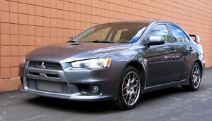 2009 Mitsubishi Lancer Evolution MR AWC *All Records, One Owner!
