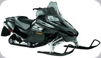 Price drop!! Arctic cat z1 jaguar 4 stroke 1100cc