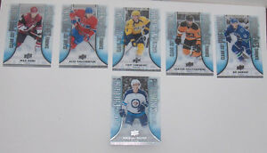 Clear Cut PHENOMS Hockey Cards for Sale TIM HORTONS 2016/2017 UD