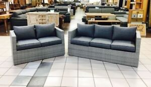 CLEARANCE SIERRA 3 PLUS 2 SEATER OUTDOOR Logan Central Logan Area Preview