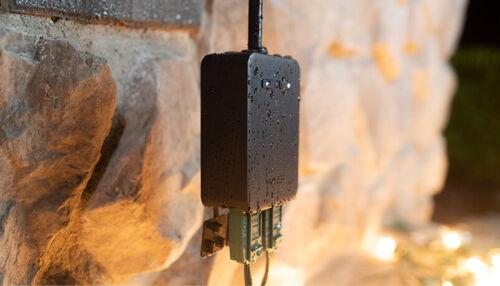Wyze Plug Outdoor (2 Plugs In 1) IP65 Weather Resistant
