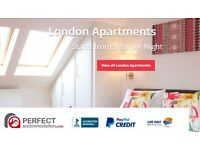 Budget Holiday Apartments in Paris by Perfect Accommodation