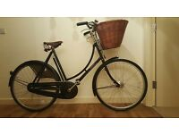 NEW Pashley Princess Classic Bicycle - Ladies Town Bike Black NEW