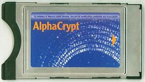 Alphacrypt classic 1.6 CI Modul One4All - HD+ ORF SRG MTV