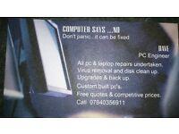 COMPUTER SAYS NO!! - PC Engineer