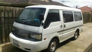 Excellent Mazda E2000 Campervan - Brand New Fitout Williamstown Hobsons Bay Area Preview