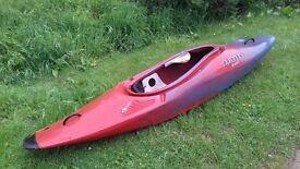 Pyranha Kayak Inazone 230 surf/river/lake