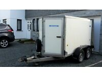 Ifor Williams BV85G (2010) Trailer