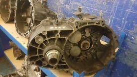 Seat Alhambra VW SHARAN MK1 2.0 TDI 6 speed manual gearbox GOOD WORKING ORDER