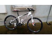 Cannondale Trail SL1 mountain bike (not specialized, cube, scott)