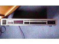 Pioneer TX-1060L FM/AM Digital Synthesizer Tuner
