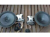 Hertz Component Speaker Set
