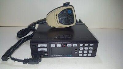Motorola Astro Spectra Plus W7 800mhz P25 Digital 9600 Rebanded Upgraded Xtl