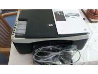 HP Deskjet F2180 All-in-One - Multifunction ( printer / copier / scanner )
