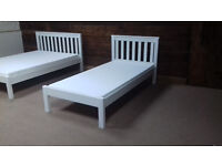 BRAND NEW SOLID PINE SINGLE BED. FREE DELIVERY IN LIVERPOOL