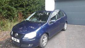 VW Polo good condition