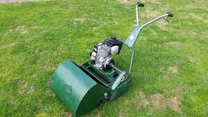 Scott Bonnar Model 450423 Reel Mower. Engine replaced Golden Grove Tea Tree Gully Area Preview