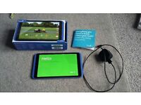 Hudl 2 tablet (blue) excellent like new condition