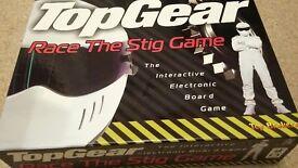 TOP GEAR STIG INTERACTIVE BOARD GAME