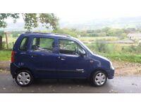 2005 Suzuki Wagon R+. 12 months MOT. Low mileage. Bargain Price.