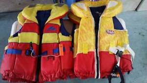 Kids Life jackets  x 4  - $30 each Kings Langley Blacktown Area Preview