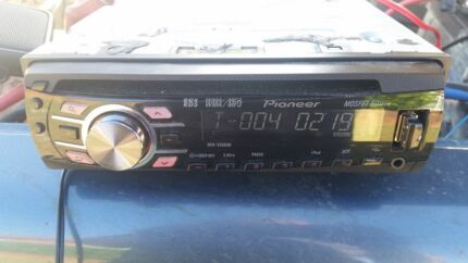 Pioneer Ipod Car Pioneer Deh-3350ub Car