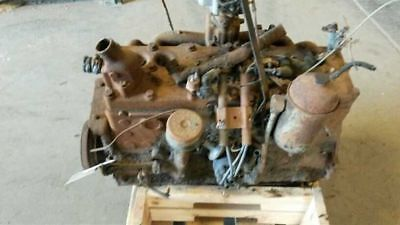 1948 CHRYSLER CORE ENGINE ASSEMBLY 6-CYLINDER 65856