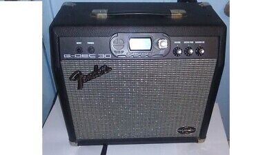 Fender G-DEC-30 Guitar amp Excellent Shape FREE SHIPPING TO LOWER 48 STATES !!!!