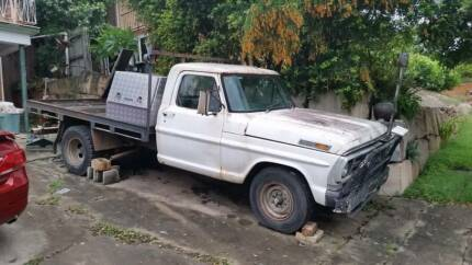 Ford f250 1972 Modified