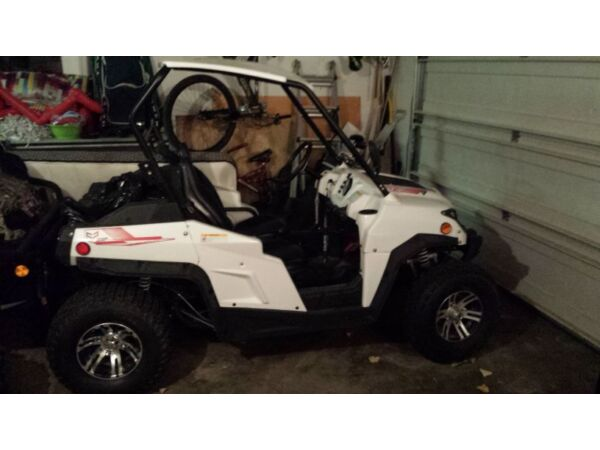 Used 2014 Pitster Pro Double X 200