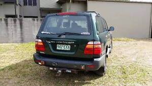 1999 Toyota LandCruiser Wagon Twin Waters Maroochydore Area Preview
