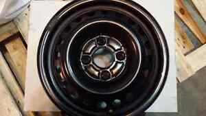 PRICE REDUCED! ! Almost brand new Rims for 2002 Honda Accord Cambridge Kitchener Area image 3