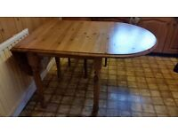 Kitchen/Dining table - pine