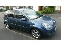 Fiesta Freedom 1.4 Special Edition. Metallic Blue - 53000 miles