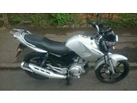 Yamaha YBR 125 2010 Mint Condition Similar CBF YZF EN 15
