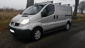 Renault Traffic Van 2013 Sat Nav NO VAT