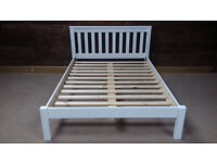 NEW!!! SOLID DOUBLE BEDS. FREE DELIVERY IN PORTSMOUTH