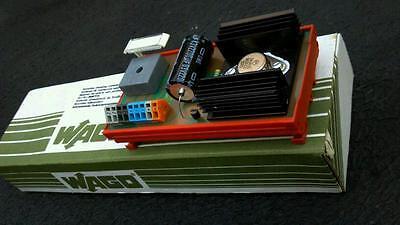 Wago 35mm Din Rail Power Supply 24vdc 3a 288-800 Timer Panel Terminal Blocks Aot